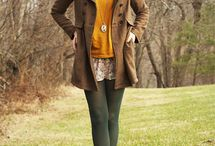 Fall Style / by Leah Mejia
