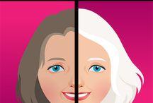Make up tips for older woman
