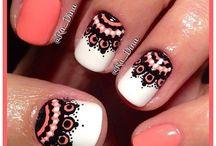 Nails / by Cassy Ballard