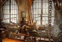 Victorian workshop