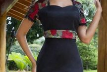 vestidos Rosalba