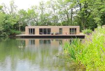 Eco Floating Homes / Eco floating homes can help you realise your vision. Let us work with you to create a beautiful, stylish space to enjoy all the pleasures of a waterside lifestyle with family and friends.