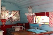 Happy Camper! / Vintage camper ideas and inspiration.