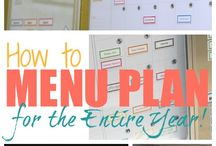 Meal Planning / by Jennifer Posey