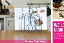 Cookbook Village Favorites / Some favorite things from Cookbook Village.