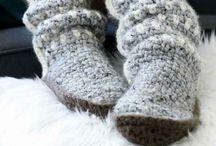 < Crochet&Knitting >