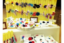 Craft booth ideas / Some ideas for craft sale booth ideas
