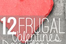 Valentines Day DIY / Valentines Day is here! Spread the LOVE.