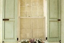 French Window Boxes