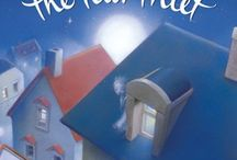 The Tear Thief / Picture book -concepts mood and imagination