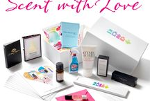 Scent with Love Discovery Box / ingredients, ads and inspirations..
