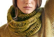Stricken: Schals & Tücher