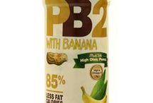 PB2 & PB2 with Fruit!