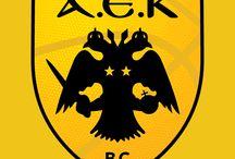 AEK B.C. Mobile Wallpapers