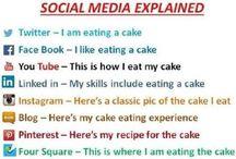 Social / So much Social Media