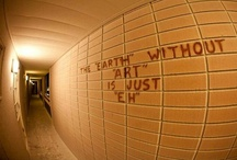 """The Earth without Art is just """"Eh""""."""