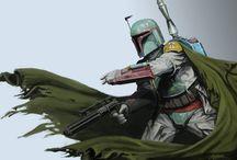 Star Wars stuff! / by Victoria Scarfield