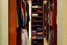 Closet Ideas / by Nicole Dierks