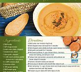 Soups & Stews for Brain Health / Healthful Soup & Stew recipes that are good for your brain and your heart!