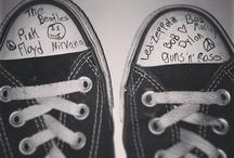My Shoe Chuck Taylors