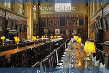 Harry Potter Places Book 2--OWLS: Oxford Wizarding Locations / Visit Harry Potter Novel locations and movie film sites in and around Oxford, England!