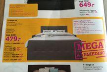 Bed / Ideeën voor een nieuw bed