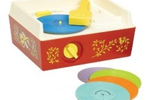 Classic toys 4 my Grandkids / by Maria Reed