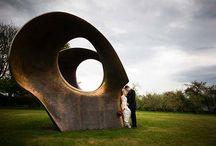 Henry Moore Weddings / Weddings at Henry Moore's former home