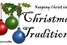 Christmas  / by Kaitlin Johnson