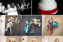 Superhero wedding / by Pearl Event Planning