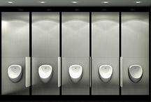 Cubical Public Wc Design