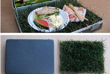 Life's a picnic...