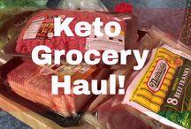 Keto Grocery & Tools Hauls