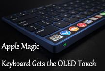 Apple Magic Keyboard Gets the OLED Touch