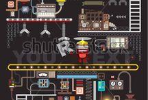 factory & machine