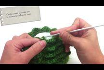 Arbolito Navidad Crochet