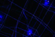 Espaces incertains / Moodboard pour un projet d'exposition