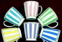 Dinnerware, Kitchenware, and Tea sets / and related ceramics / by Annette Heathen