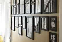 hallway ideas / by Sarah Carroll