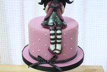 lányos torták