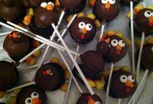 Cake Pops, etc. / by Katie Pruitt