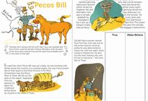Tall Tales Worksheets