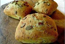 péksütik/kenyerek