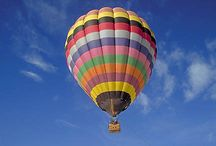 Hot Air Balloons / by Debbie McWilliams