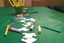 Kids Party - Sports / Fun ideas for a sports party! Football, baseball and more!  Great ideas for the big game!