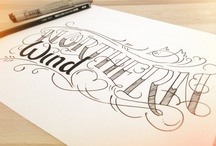 Typography & Hand-lettering