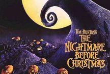 Nightmare Before Christmas / glee