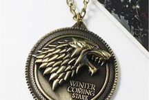 FREE House Stark Winter Is Coming Pendant Necklace - Just Pay Shipping!