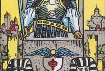 7 - The Chariot Tarot card / Card linked to the sign of Cancer. Success, focus, transportation in a nutshell
