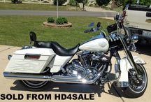 HD Touring models / Pictures of HD touring models and Harley bikes for sale